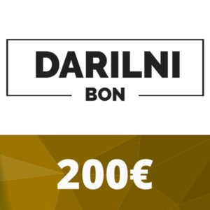 Darilni bon 200 €